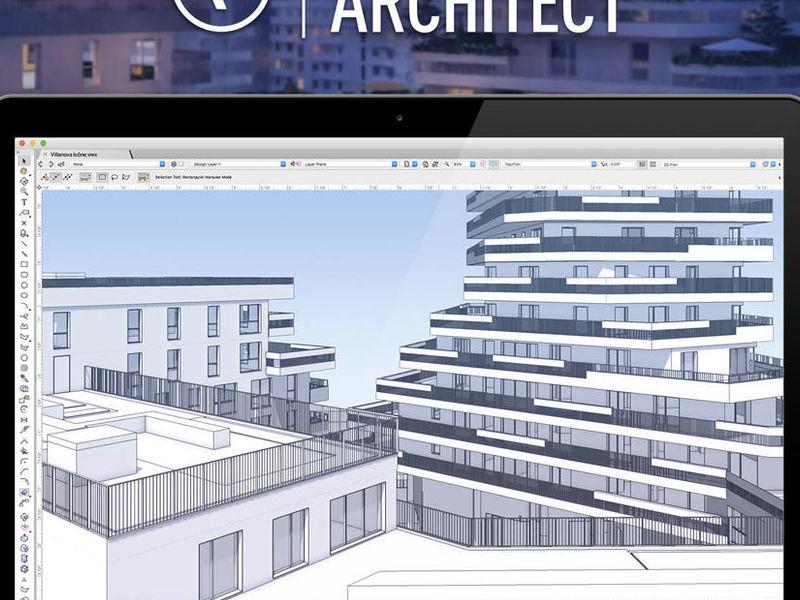 Vectorworks Architect BIM