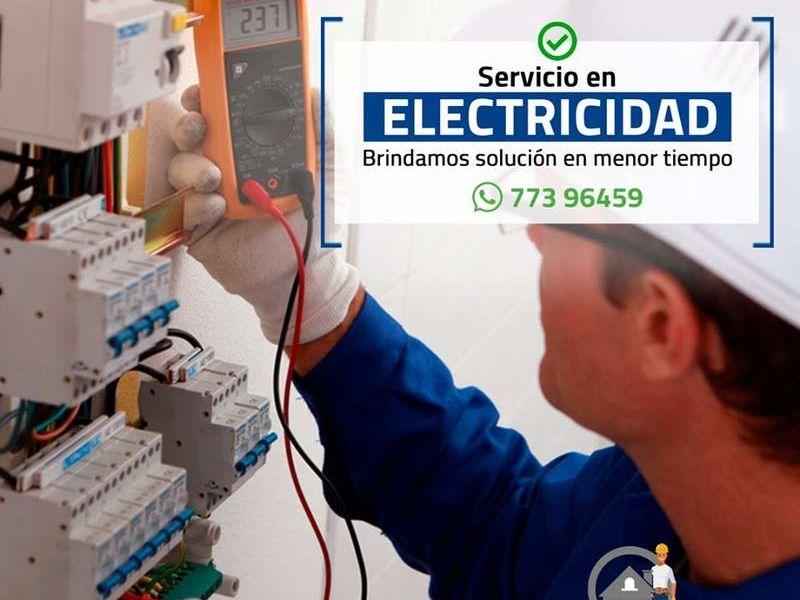 Servicios Eléctricos Santa Cruz