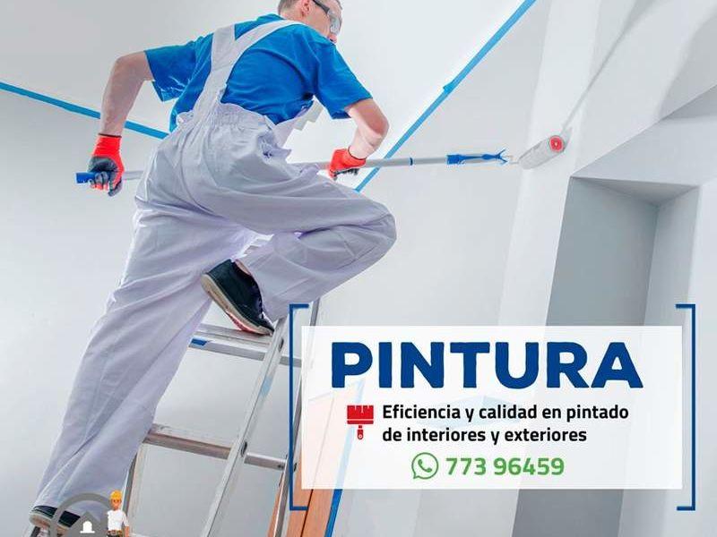 Servicios de pintura Santa Cruz
