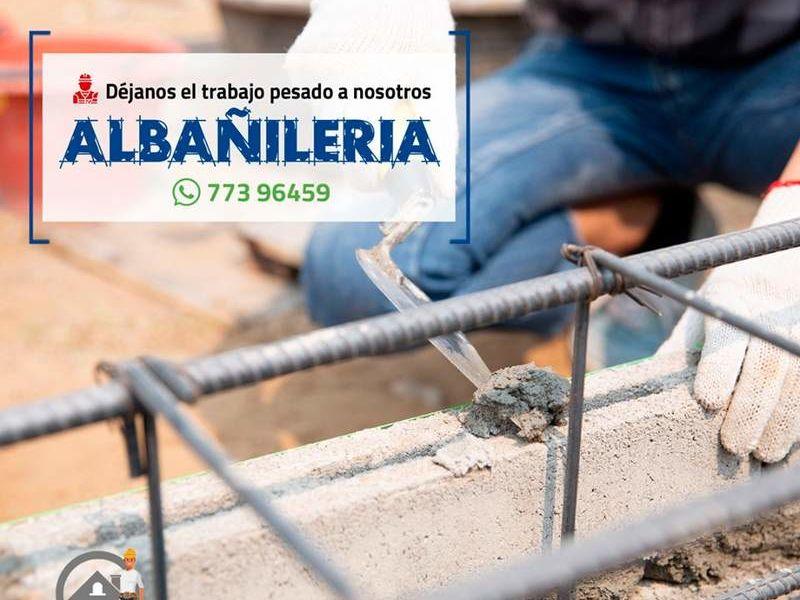 Albañilería Santa Cruz