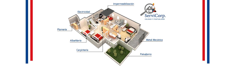 ServiCorp. | CONSTRUEX