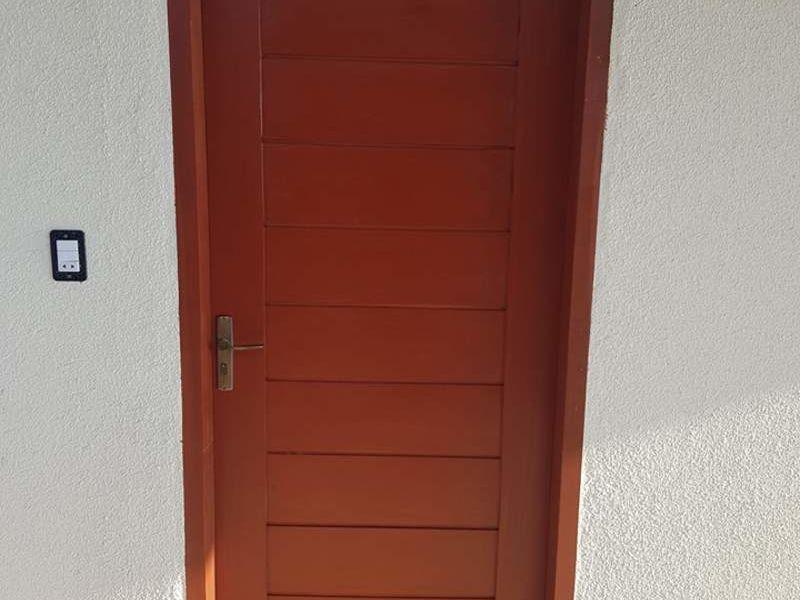 Puerta Melaminada