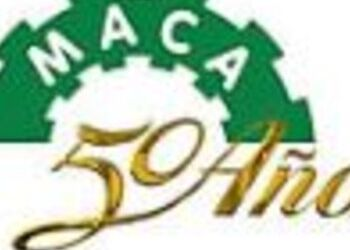 Puerta metálica-COCHABAMBA - INDUSTRIAS MACA LTDA.