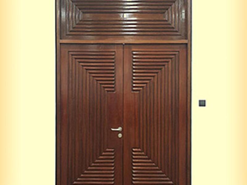 Puerta de Madera 1 LA PAZ