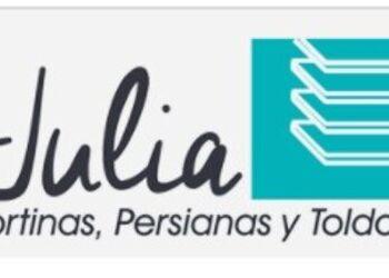 PERSIANAS DE ALUMINIO - JULIA