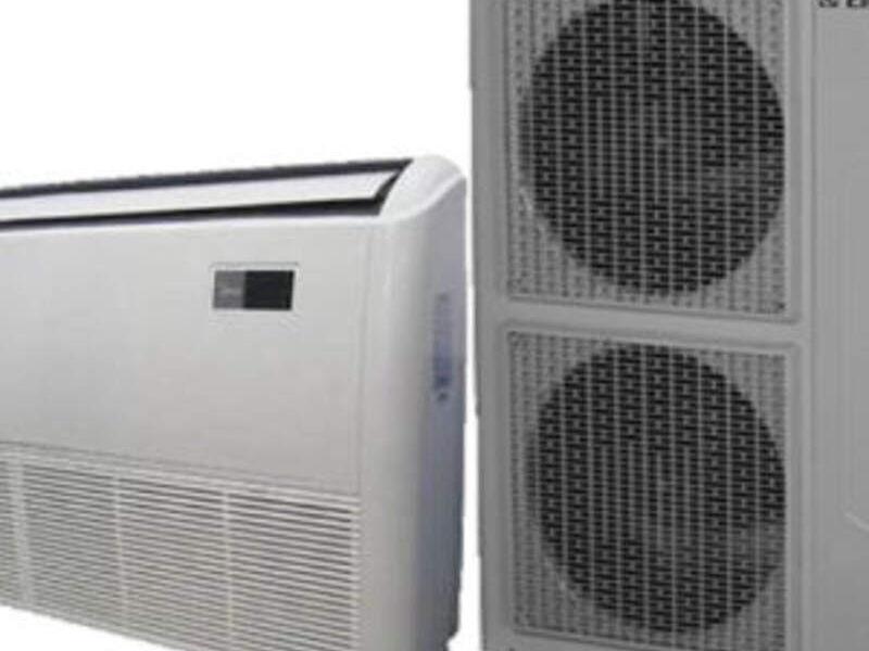 Aire Acondicionado: Piso Techo