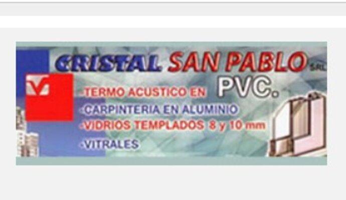 CRISTAL SAN PABLO SRL. | CONSTRUEX