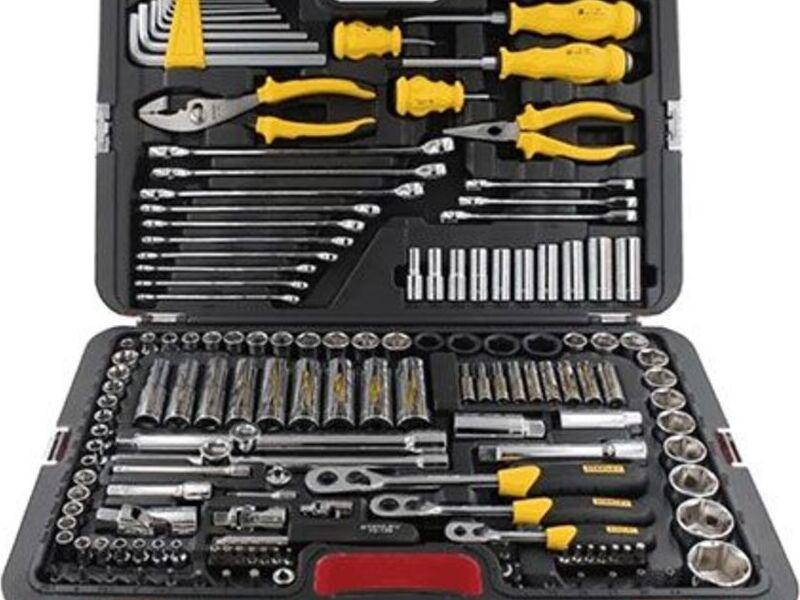 Juego de herramientas mecánicas