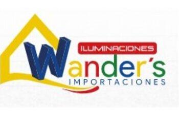 Lampara de Pie Bola Blanca - WANDER'S