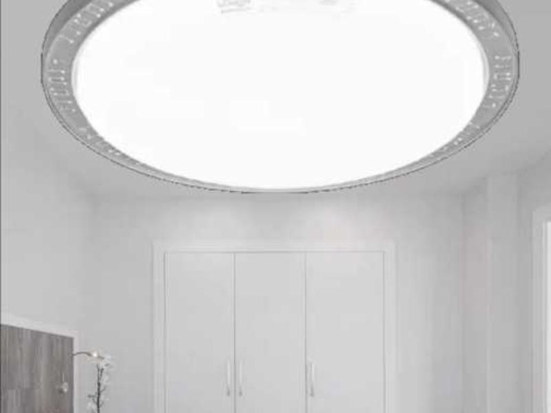 Lámpara de techo tres tonos de luz