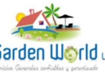 Limpieza y mantenimiento de vidrios  - GARDEN WORLD