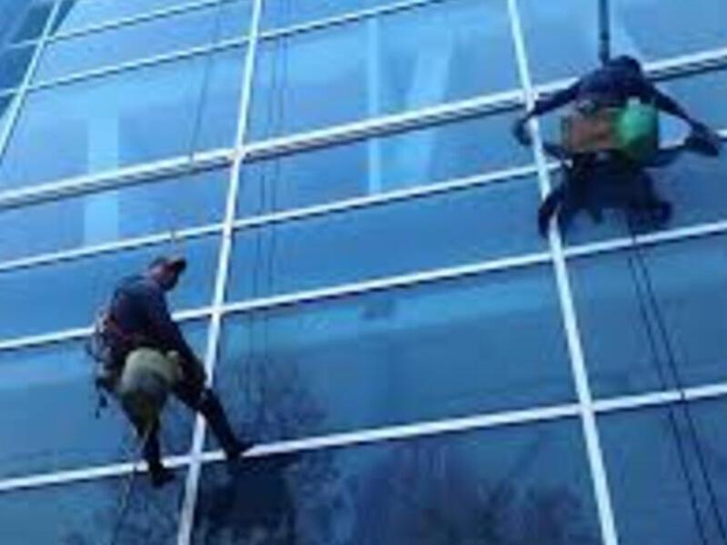 Limpieza y mantenimiento de vidrios
