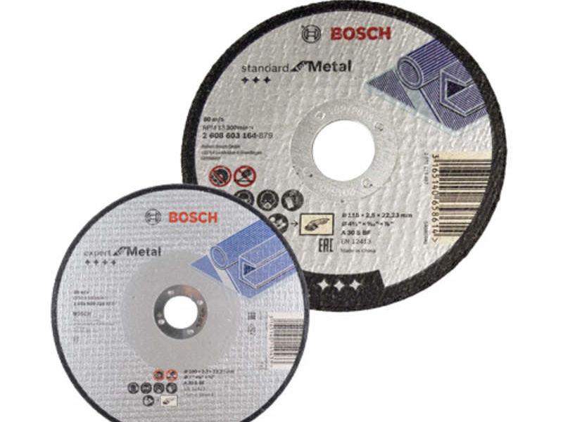 Discos de Corte BOSCH
