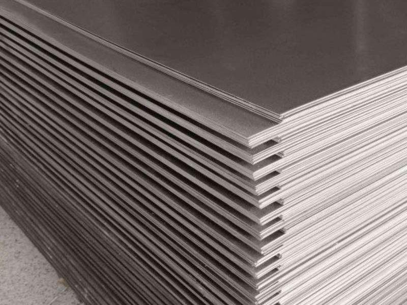 Planchas de Acero Zicalium