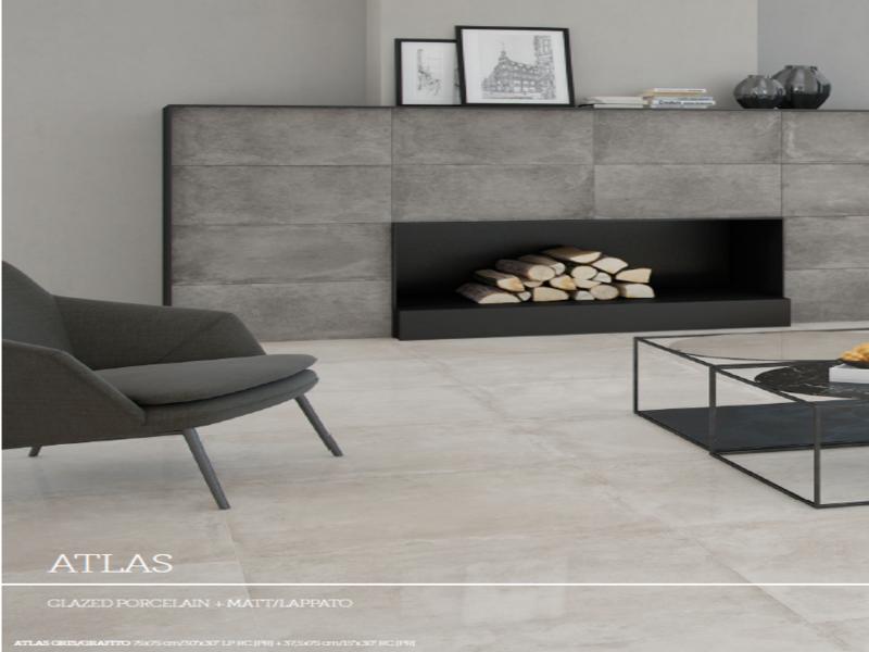 Porcelanato Atlas Argenta